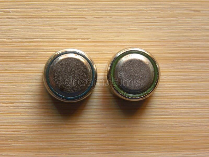 Небольшие клетки кнопки стоковая фотография