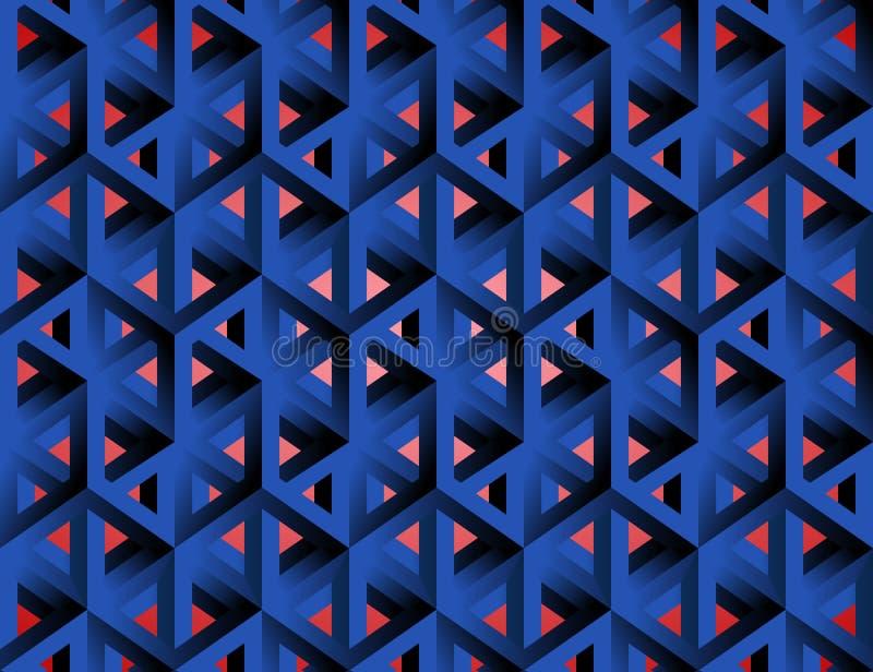 Невозможные диаграммы равновеликие неубедительные кубы 3d бесплатная иллюстрация
