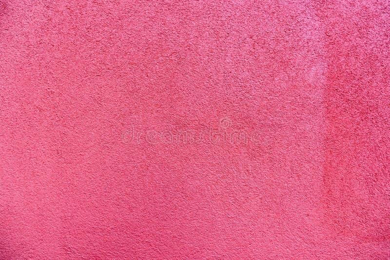 Новый розовый покрашенный фасад в крупном плане стоковое изображение rf