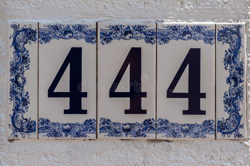 444 стоковое изображение rf