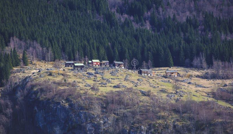Панорама Nordkapp Ставангера стоковое фото