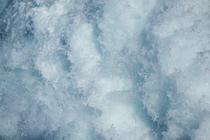 Пенистый ionian моря стоковое фото rf