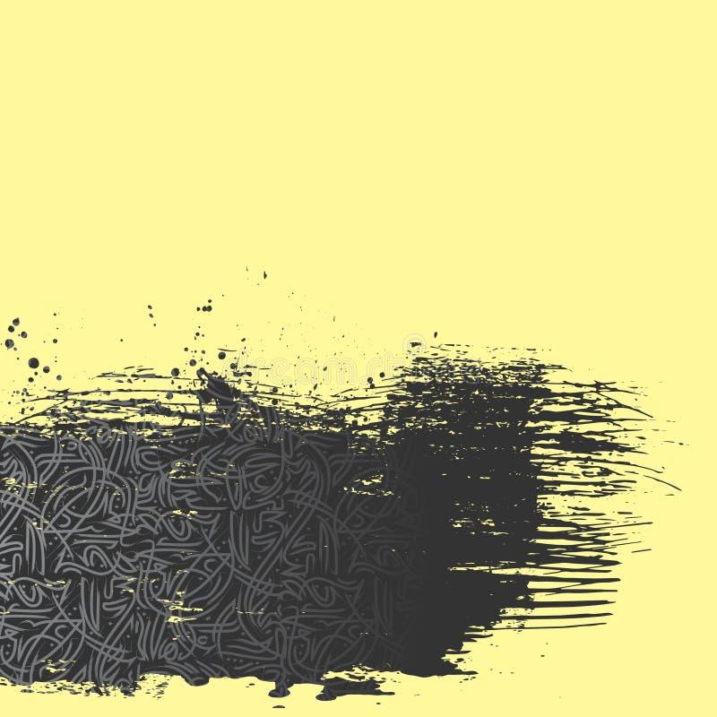 Персидская предпосылка grunge бесплатная иллюстрация