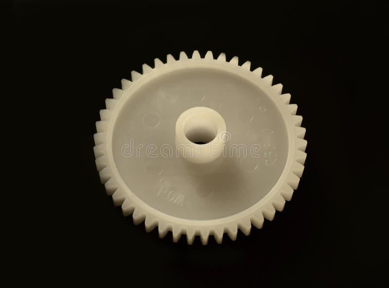 пластичная шестерня стоковые фото