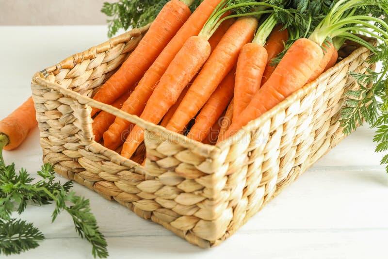 Корзина с морковью картинки для детей