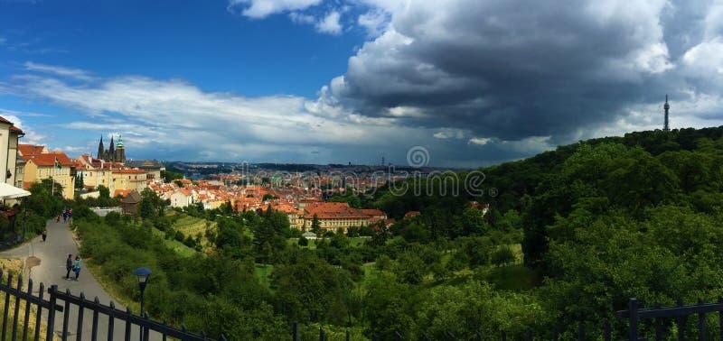 Прага, столица чехии стоковые фотографии rf