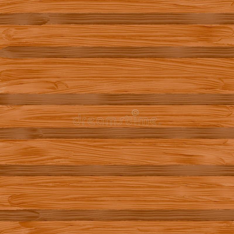 Предпосылка Брауна имитационная деревянная с темными линиями бесплатная иллюстрация