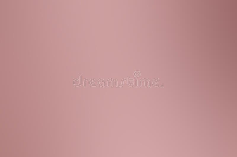 Предпосылка градиента конспекта ровная запачканная пастельная розовая, ультрамодная текстура нерезкости стоковые изображения rf