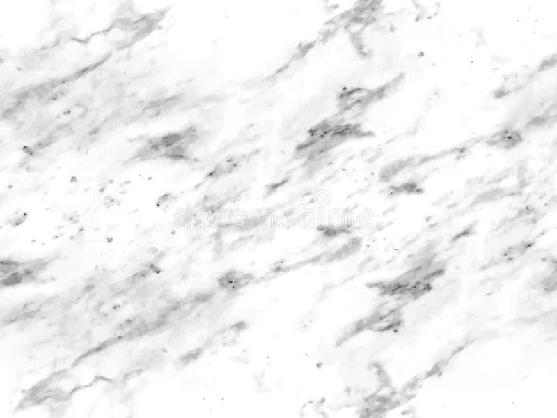 Предпосылка мраморной естественной текстуры безшовная Картина конспекта серая мраморизуя безшовная для ткани, плитки, дизайна инт иллюстрация вектора