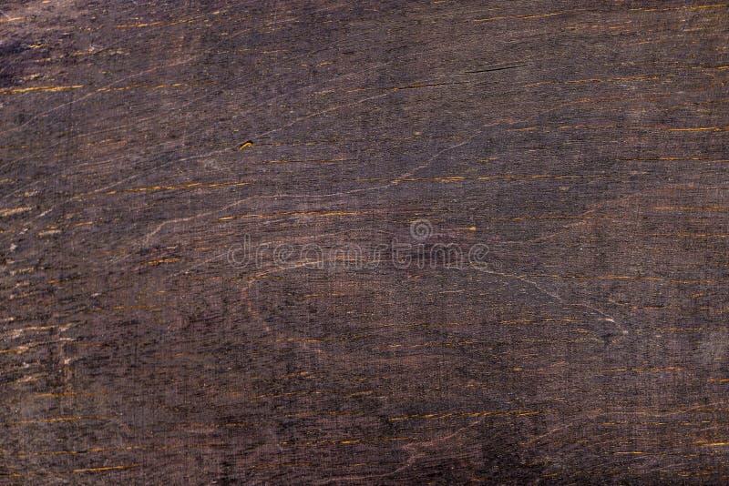Предпосылка старого grunge темная текстурированная деревянная стоковое фото