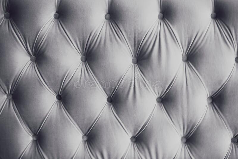 Предпосылка текстуры Честер Софы кроют кожей текстуру крышки с тенью стоковые изображения rf