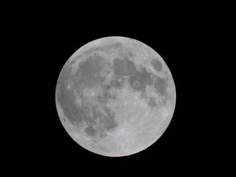 Полнолуние lune Pleine стоковая фотография