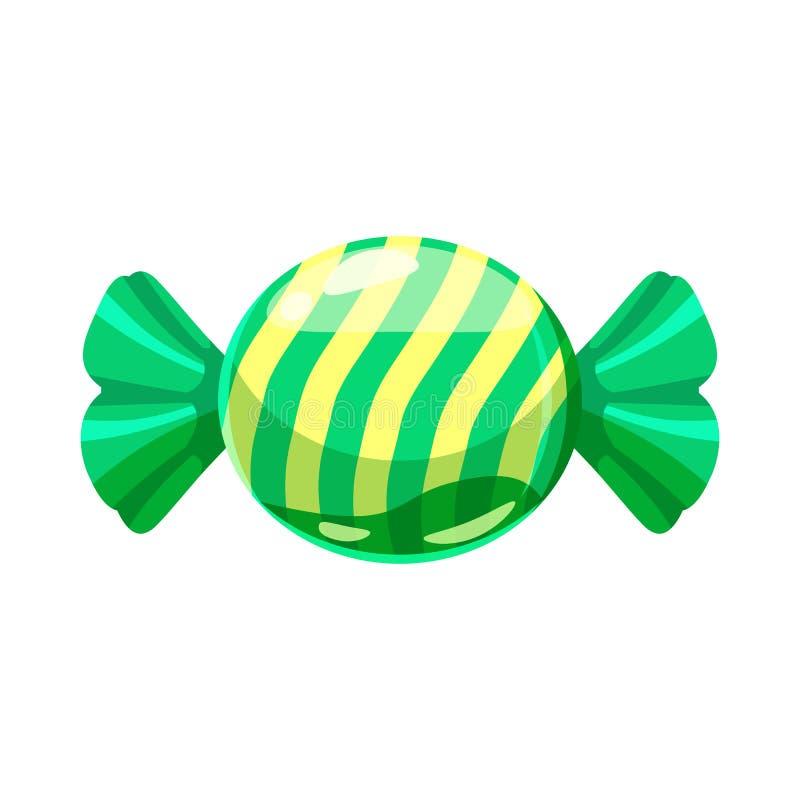 Картинка конфета зеленая