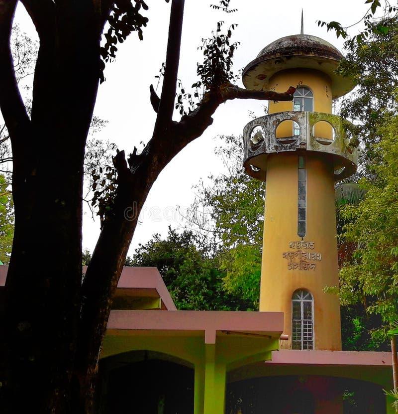 П de mosquée•Œ Aminul Hoque Naim photos stock