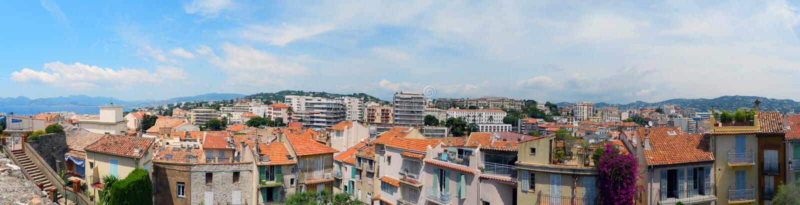 КаР½ Ð ½ Ñ ‹, ФраР½ Ñ † Ð¸Ñ  /Cannes, Francja zdjęcia royalty free