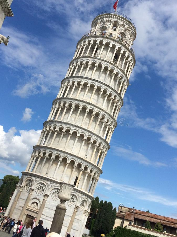Ð˜Ñ 'аГ иÑ-, Pisa, Turm lizenzfreie stockfotografie