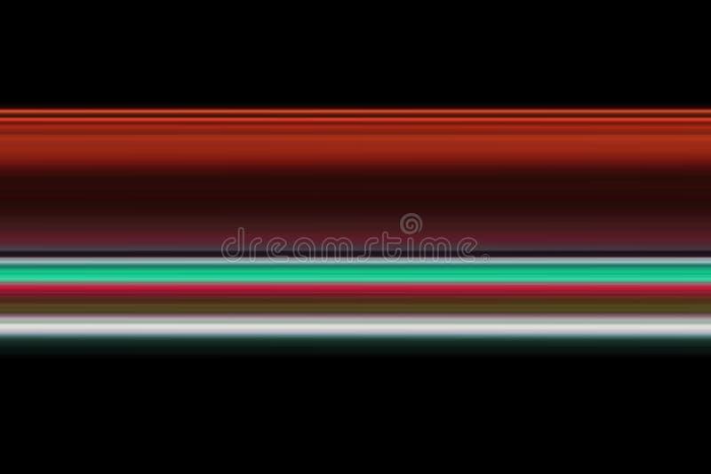 Ð ¡ horyzontalnych linii olorful abstrakcjonistyczny jaskrawy tło, tekstura ilustracji