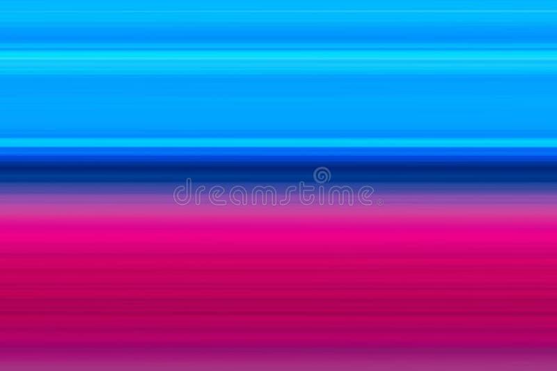 Ð ¡ horyzontalnych linii olorful abstrakcjonistyczny jaskrawy tło, tekstura w lecie tonuje royalty ilustracja