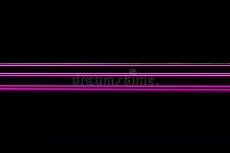 Ð ¡ linii olorful abstrakcjonistyczny jaskrawy horyzontalny neonowy tło, tekstura royalty ilustracja