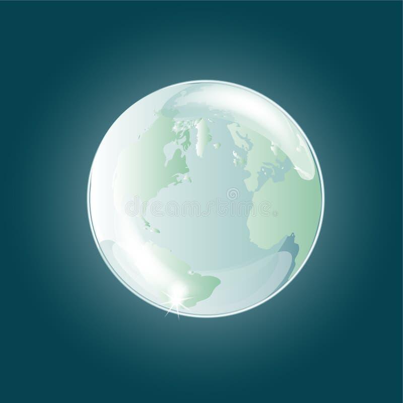 Земля 1 στοκ φωτογραφία με δικαίωμα ελεύθερης χρήσης