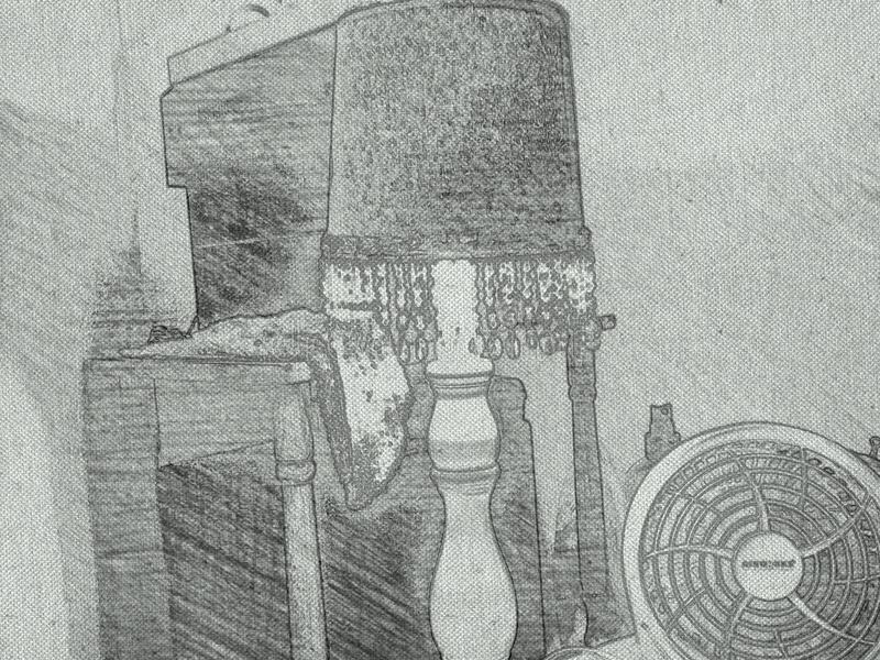Ð'rawing σε χαρτί στοκ φωτογραφία