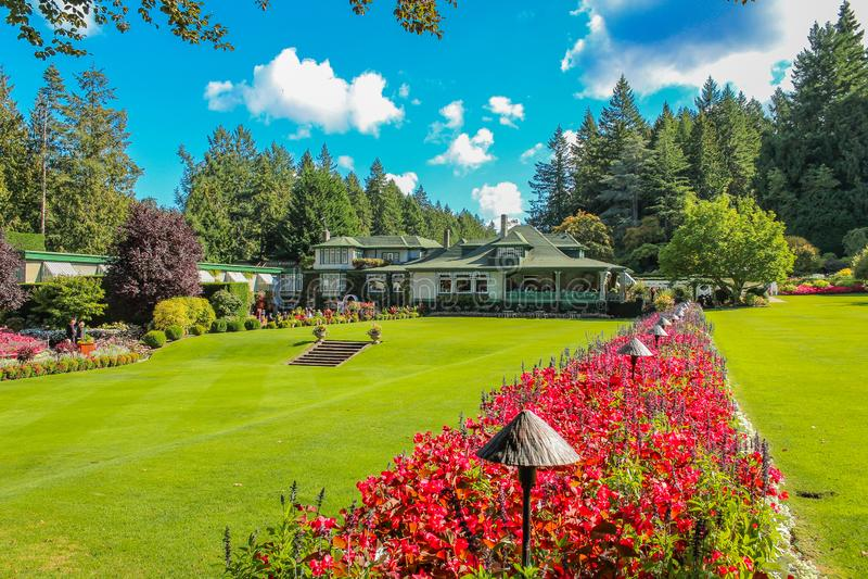 ванкувер канада сады виктории фото очень популярна