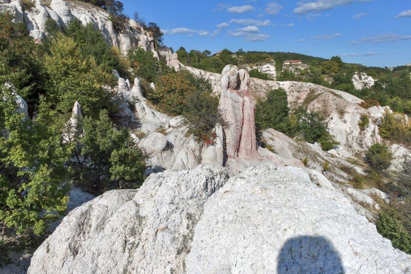 Свадьба горной породы каменная около городка Kardzhali, Болгарии стоковое фото rf
