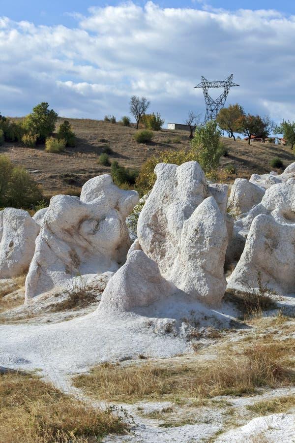 Свадьба горной породы каменная около городка Kardzhali, Болгарии стоковые фотографии rf
