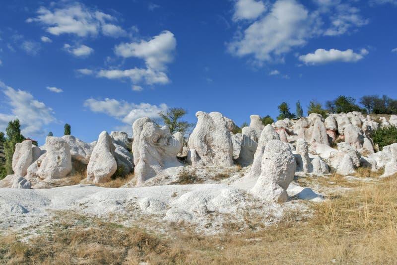 Свадьба горной породы каменная около городка Kardzhali, Болгарии стоковые изображения rf