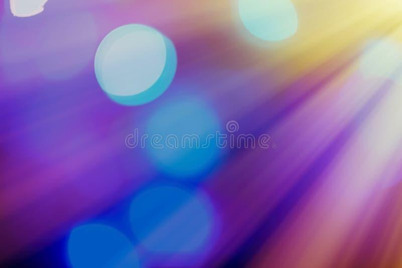 Световые лучи и пирофакелы солнца иллюстрация штока