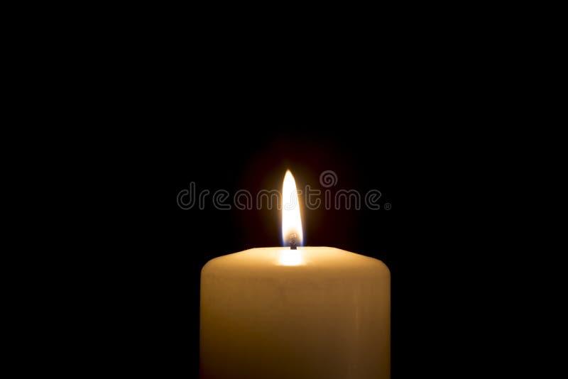 Свеча стоковые фотографии rf