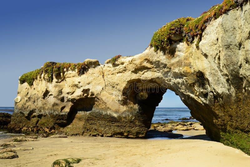 Свод на пляже государства поля маяка стоковая фотография