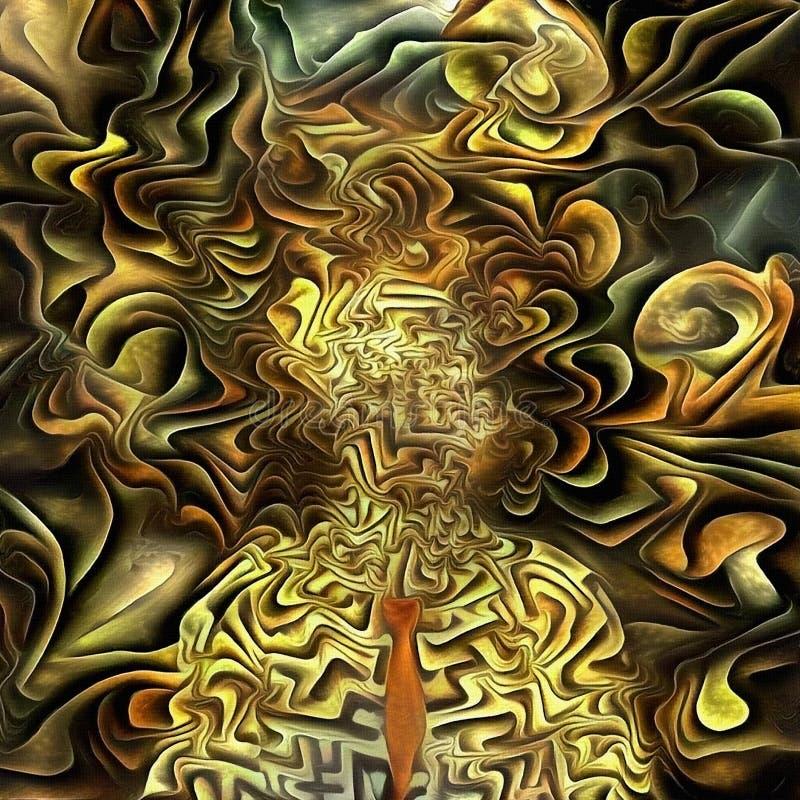 Сила воображения бесплатная иллюстрация
