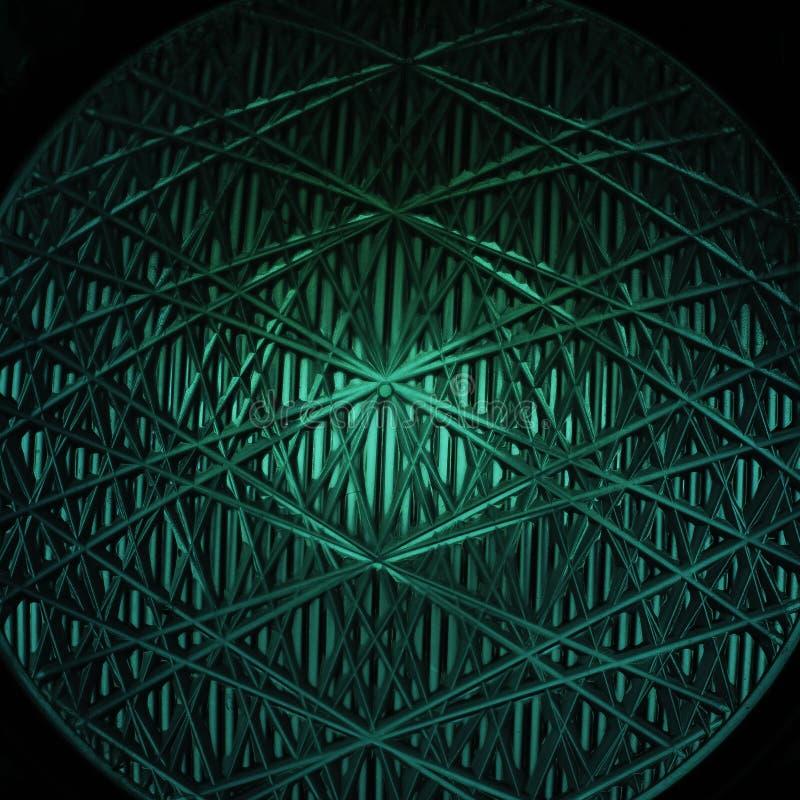 символ зеленого света стрелки авиапорта стоковые изображения rf