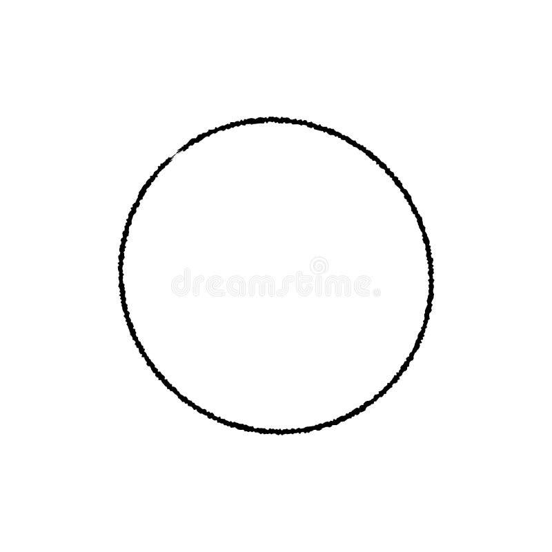 Символ Enso иллюстрация вектора