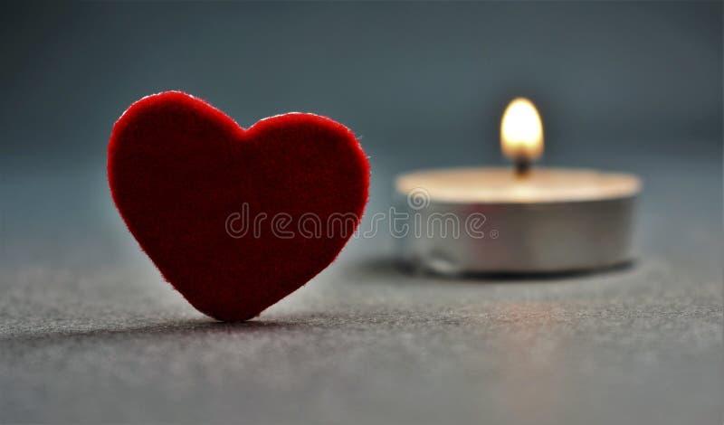 Сиротливая тоска скорбы тоскливости сердца стоковое изображение