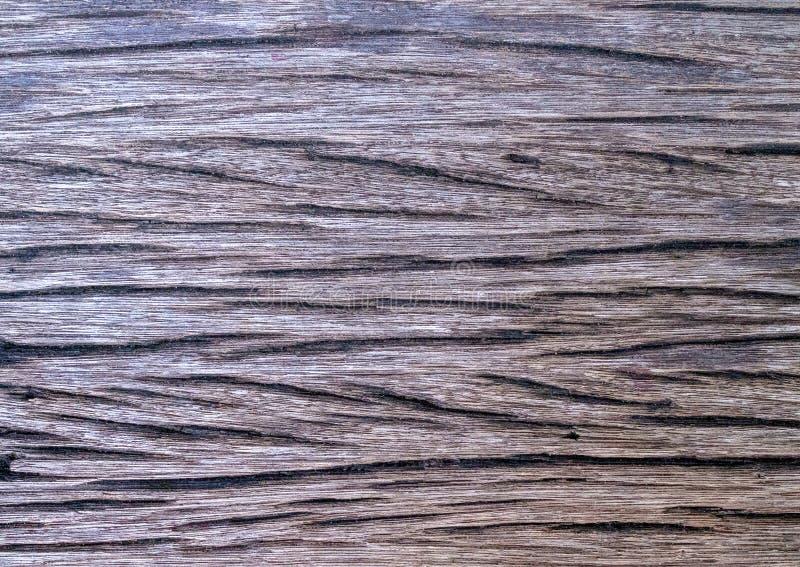Старая коричневая деревянная предпосылка текстуры для добавляет текст или проектные работы стоковое фото