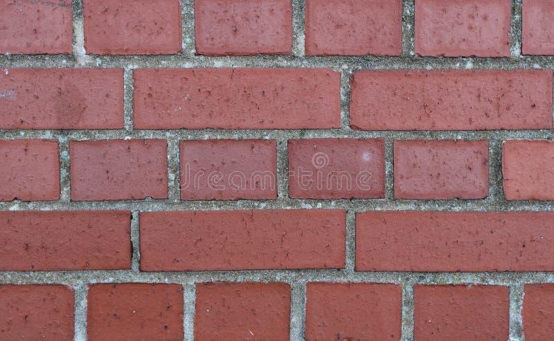Структура красной кирпичной стены стоковое изображение rf