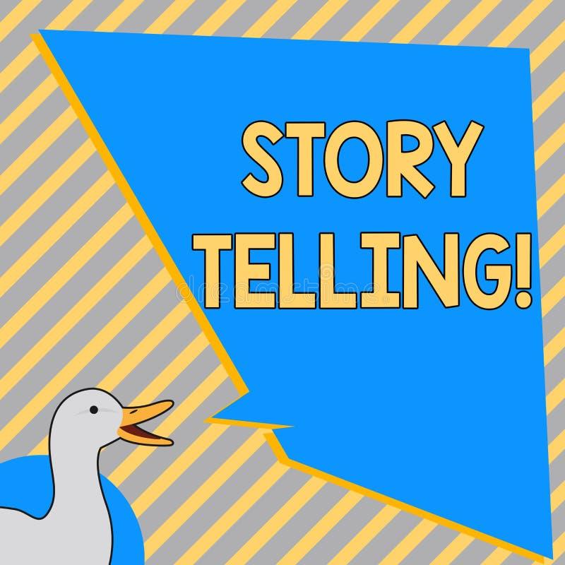 Схематическое сочинительство руки показывая говорить рассказа Текст фото дела говорит или пишет рассказы делит личное бесплатная иллюстрация