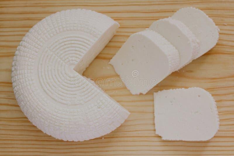 Сыр panela Queso мексиканский, сыр мексиканской кухни белый в Мексике стоковое фото