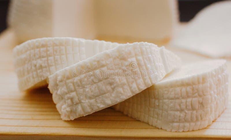 Сыр panela Queso мексиканский, сыр мексиканской кухни белый в Мексике стоковые изображения rf