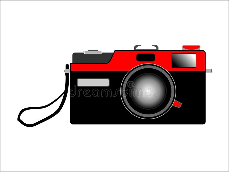 Camera Logo. Corel Draw Vector Graphic attached. Ð¡amera Logo. Corel Draw Vector Graphic attached. logo from everything foto stock illustration