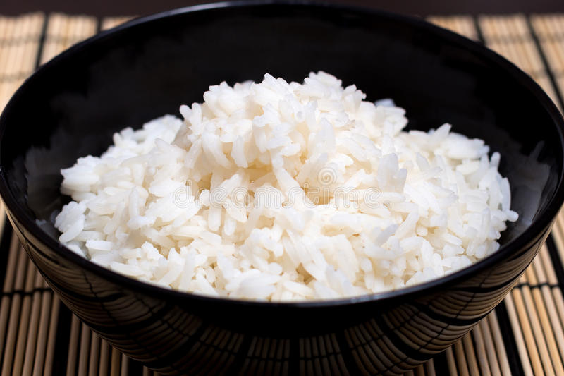 Ð¡ooked rice stock images