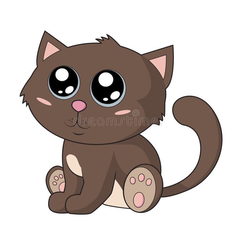 сute kitty stock images