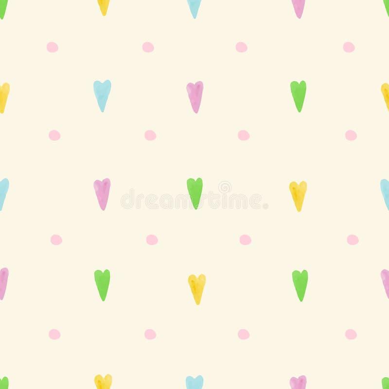 Ð¡ute pattern royalty free illustration