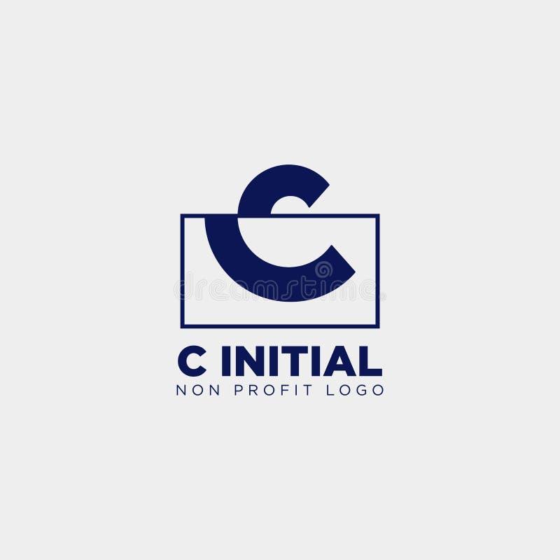 элемент значка иллюстрации вектора шаблона логотипа дела c письма творческий бесплатная иллюстрация