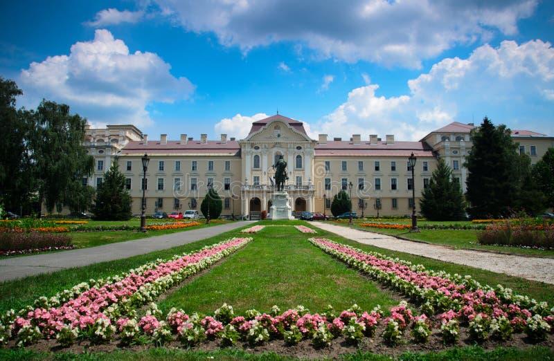 Университет Szent Istvan Университет Godollo budapest Венгрия стоковое фото