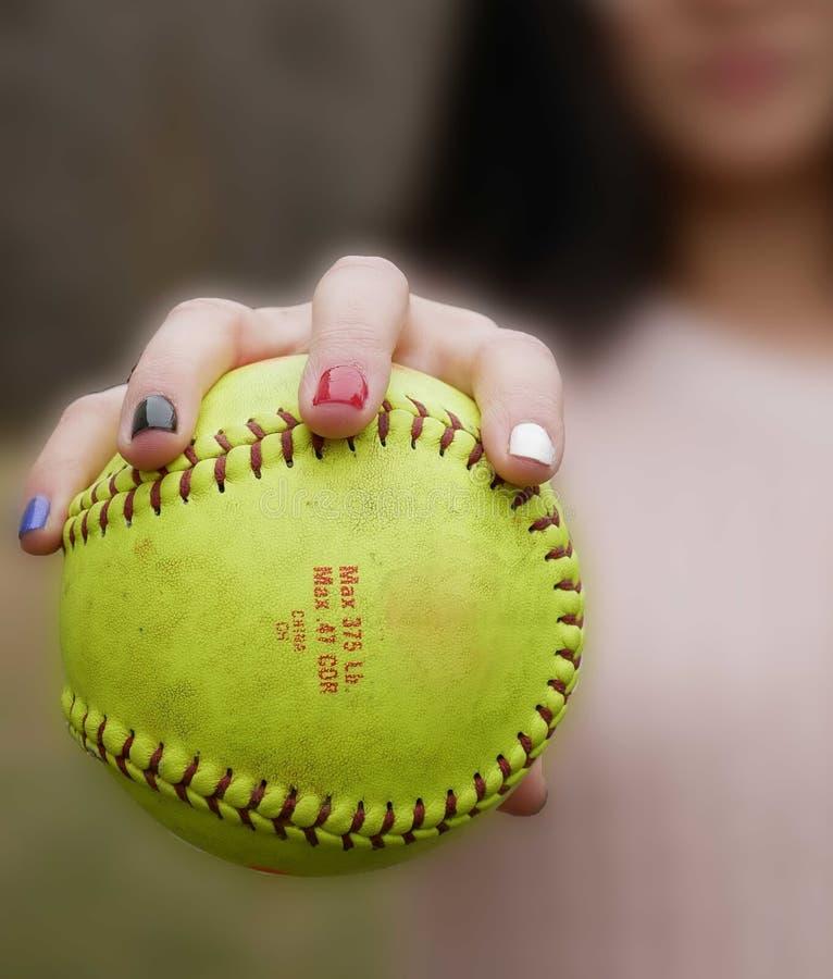 шарик препятствует игре стоковая фотография