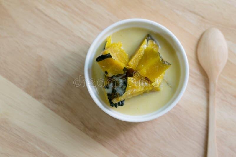 Тайский традиционный или тайский десерт стоковые изображения rf