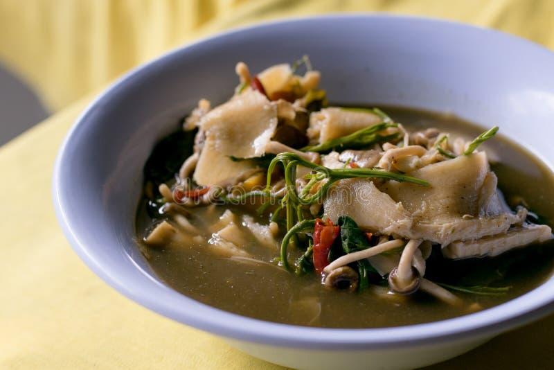 Тайское традиционное или Тайская кухня стоковые изображения